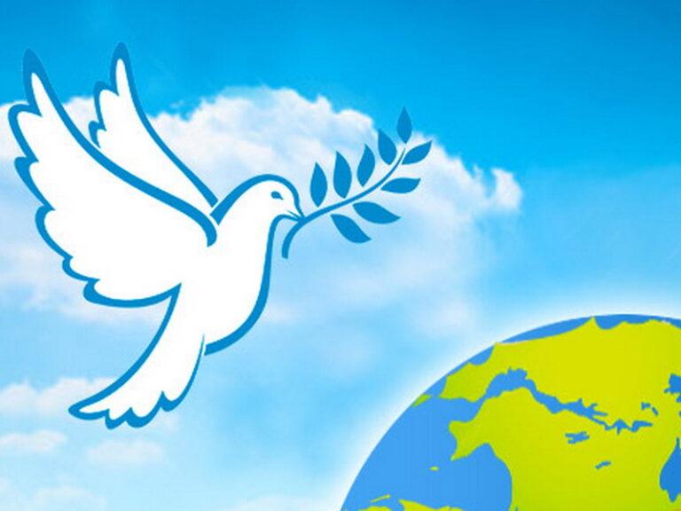 Read more about the article Генеральна Асамблея ООН проголосила 21 вересня Міжнародним днем миру, днем загального припинення вогню і відмови від насильства