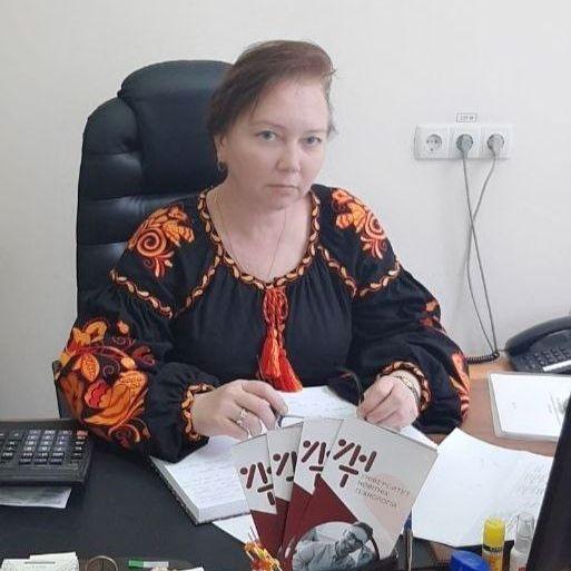 Гебрич Ганна Олександрівна